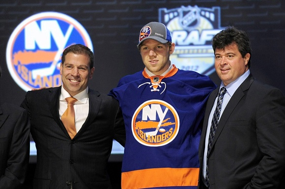 Griffin Reinhart - New York Islanders