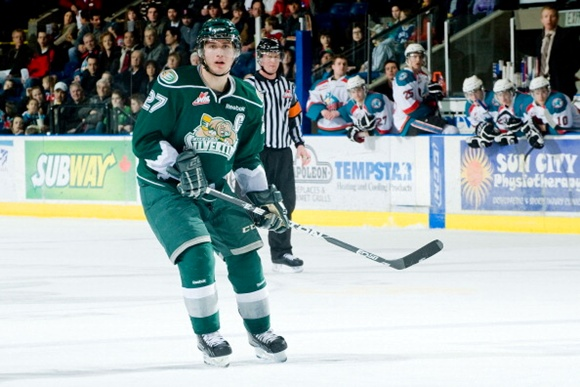 Ryan Murray - Everett Silvertips