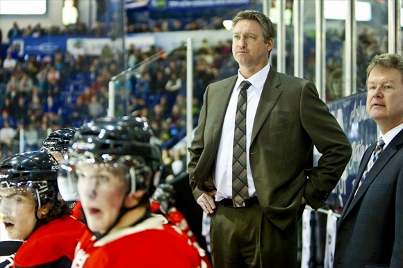 Patrick Roy - Quebec Remparts