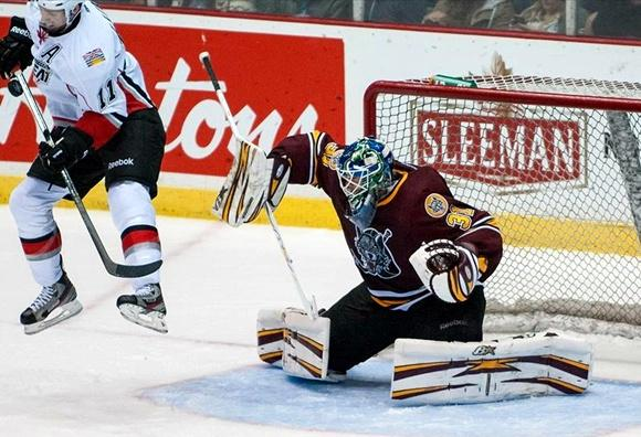 Eddie Lack - Chicago Wolves