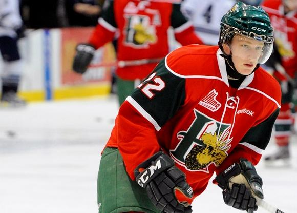 Nathan MacKinnon - Halifax Mooseheads