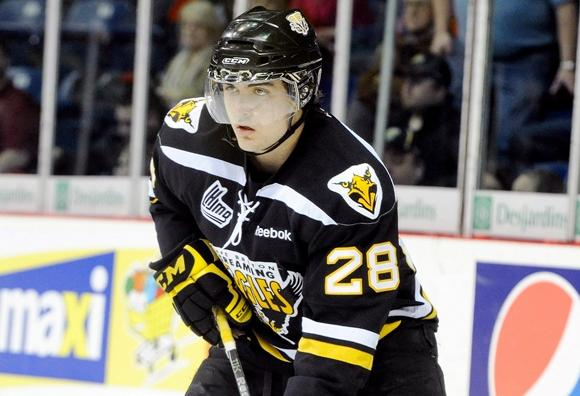 William Carrier - Cape Breton Screaming Eagles