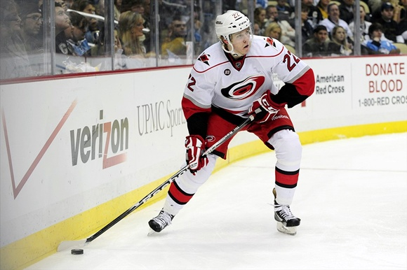 Zac Dalpe - Carolina Hurricanes