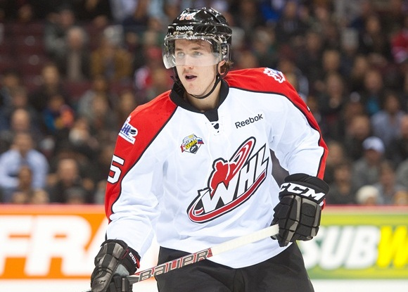 Colton Sissons - Team WHL