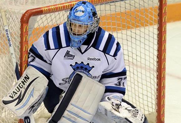 Christopher Gibson - Chicoutimi Sagueneens