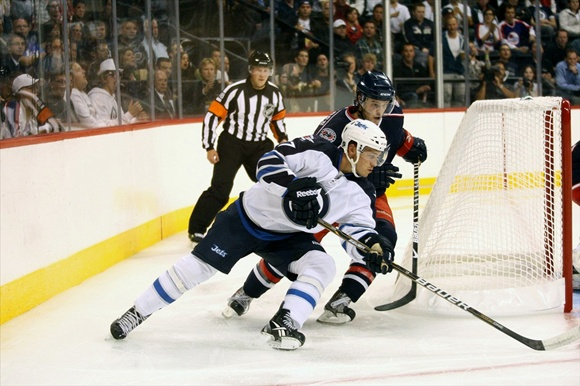 Jason Gregoire - Winnipeg Jets