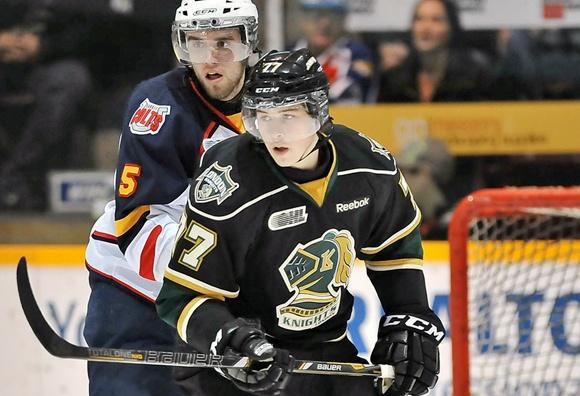Josh Anderson - London Knights