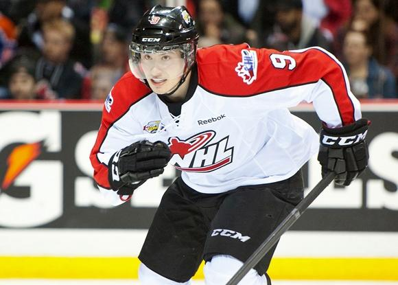 Mark McNeill - WHL