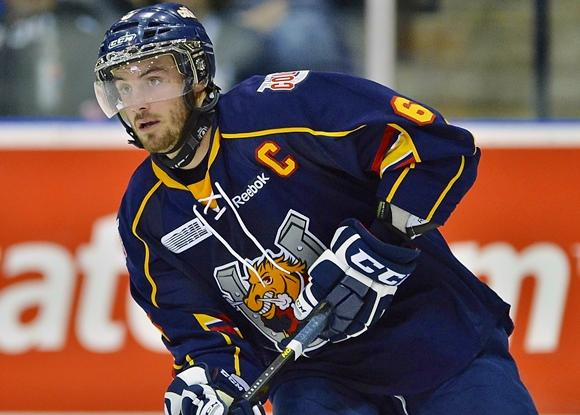 Ryan O'Connor - Barrie Colts