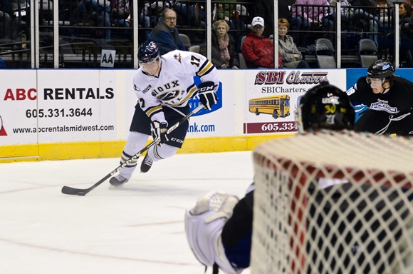 Tony Calderone - Sioux Falls Stampede