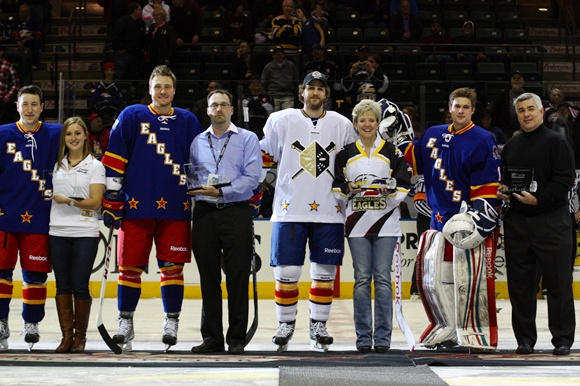 2013 ECHL Skills Competition - Skills Winners