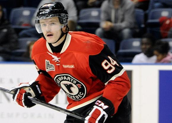 Nick Sorensen - Quebec Remparts