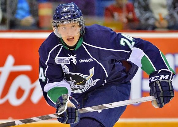 Rikard Rakell - Plymouth Whalers