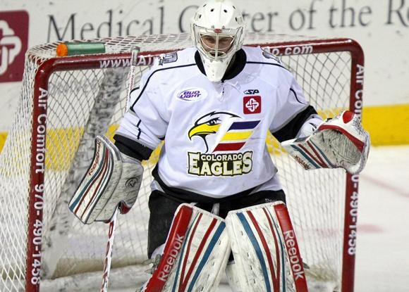 Adam Brown - Colorado Eagles