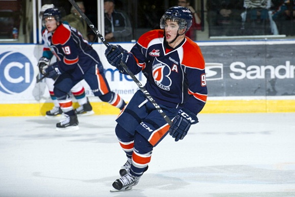 Colin Smith - Kamloops Blazers
