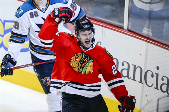 Brandon Saad - Chicago Blackhawks