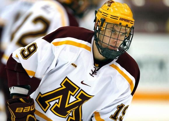 Erik Haula - University of Minnesota