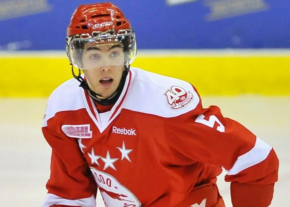Ryan Sproul - Sault Ste. Marie Greyhounds