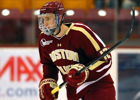 Kevin Hayes - Boston College