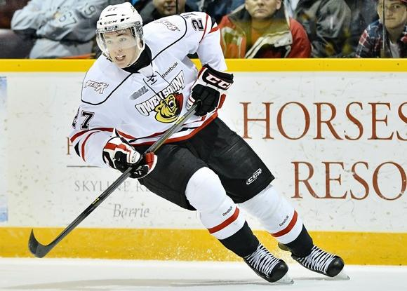 Zach Nastasiuk - Owen Sound Attack
