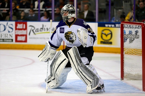 Martin Jones - Manchester Monarchs