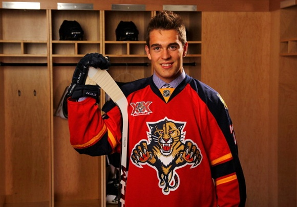 2013 NHL Draft - Ian McCoshen, Florida Panthers