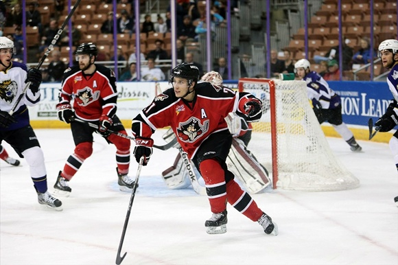Andy Miele - Portland Pirates