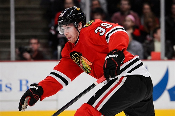 Jimmy Hayes - Chicago Blackhawks