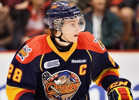Connor Brown - Erie Otters