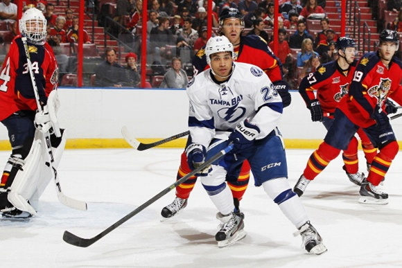 J.T. Brown - Tampa Bay Lightning