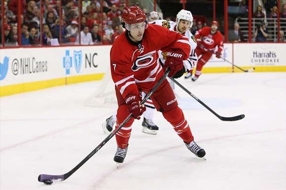 Ryan Murphy - Carolina Hurricanes