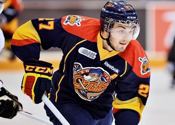 Adam Pelech - Erie Otters