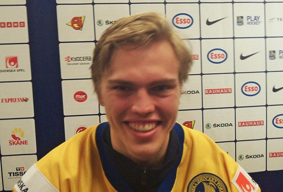 Andreas Johnson - Team Sweden