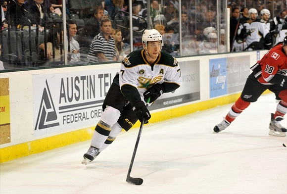 Colton Sceviour - Texas Stars