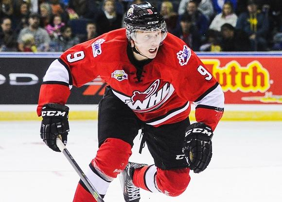 Hunter Shinkaruk - Team WHL
