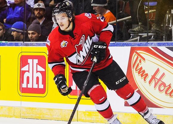 Ryan Pulock - Team WHL