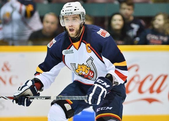 Aaron Ekblad - Barrie Colts