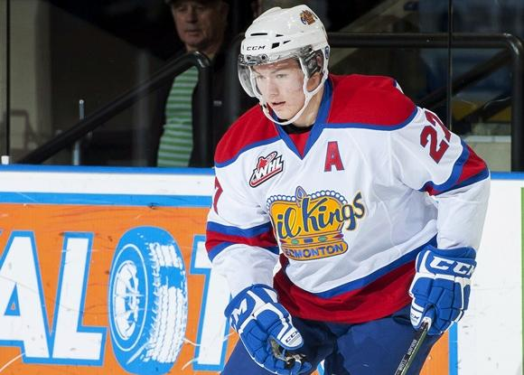 Curtis Lazar - Edmonton Oil Kings
