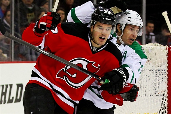 Eric Gelinas - New Jersey Devils