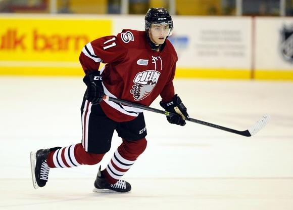 Jason Dickinson - Guelph Storm