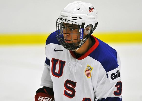 Jordan Greenway - Team USA