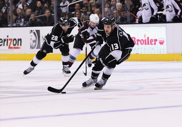 Kyle Clifford - Los Angeles Kings