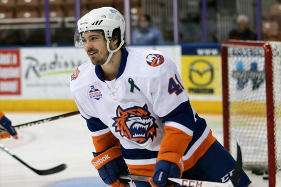 Mike Halmo - New York Islanders