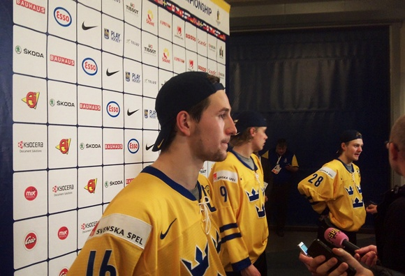 Filip Forsberg - Team Sweden