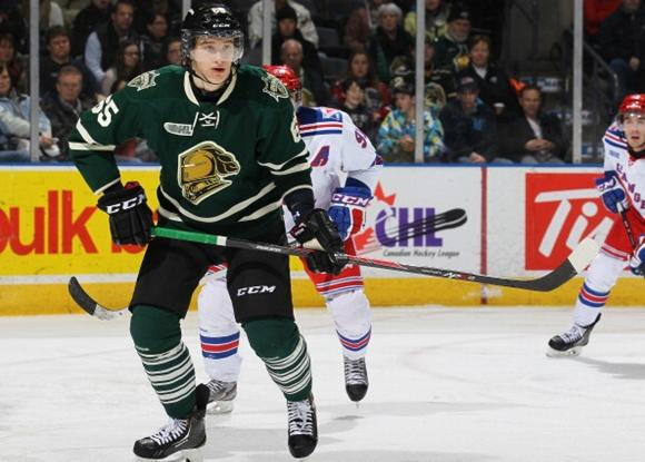 Nikita Zadorov - London Knights