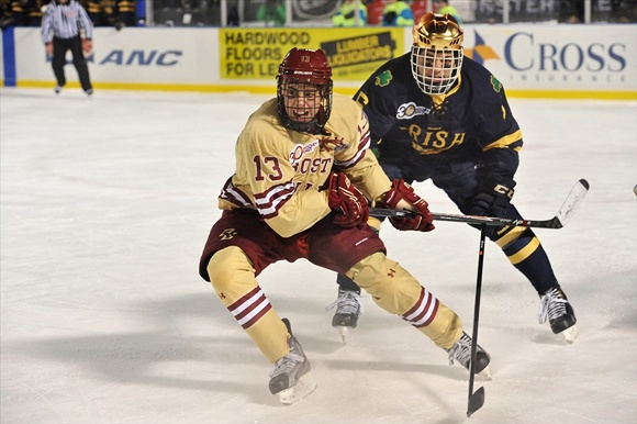 Johnny Gaudreau - Boston College Eagles