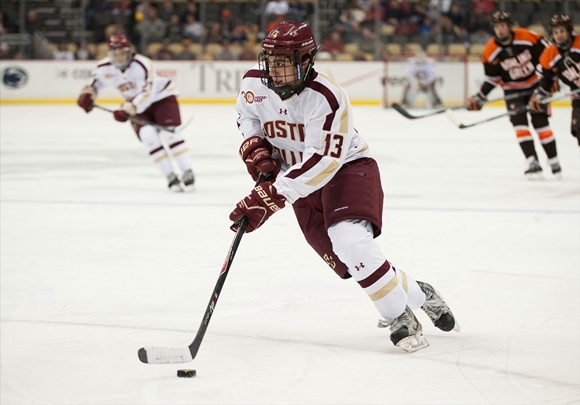 Johnny Gaudreau - Boston College
