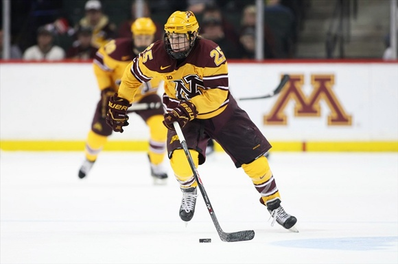 Justin Kloos - University of Minnesota