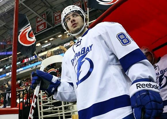Nikita Kucherov - Tampa Bay Lightning