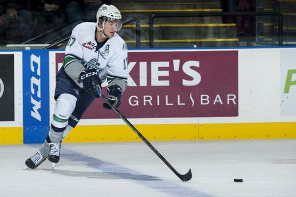 Shea Theodore - Seattle Thunderbirds